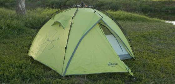 Автоматические палатки Норфин