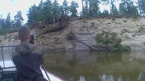 После наводнения в Забайкальском крае