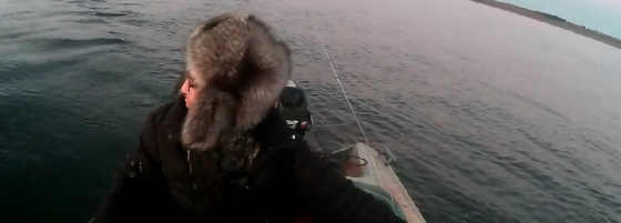 Промысловая рыбалка