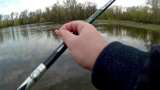 Рыбалка на белую рыбу