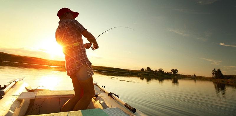 Где покупать рыболовные принадлежности