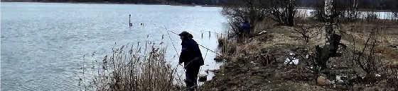 Открытие сезона поплавочной ловли в 2019