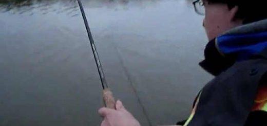 Случай на рыбалке в Гомеле