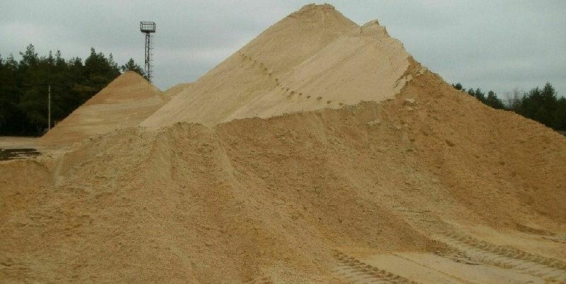 Строительный песок в Кубинке