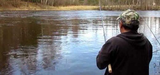 Весенняя рыбалка в Апреле на поплавок