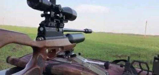 Стрельба на 400 метров из пневматики