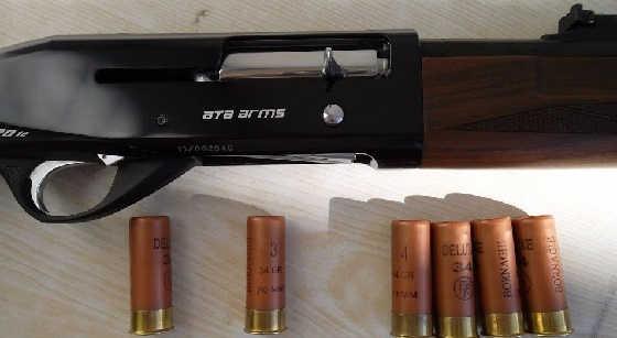 Ata Arms NEO 12 устройство и отстрел
