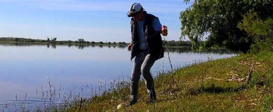 Рыбалка в Астрахани на жмых в мае