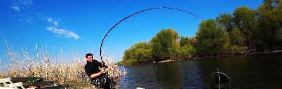 Рыбалка на поплавок и фидер