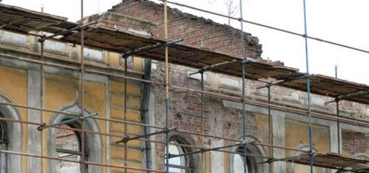 Реставрация памятников архитектуры