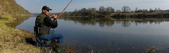 Весенняя рыбалка 1 мая