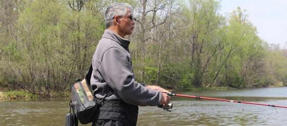 Рыбалка на ХАРИУСА в 2019