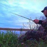 Рыбалка на поплавочки