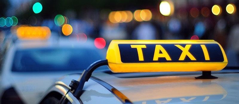 Такси на полуострове Крым