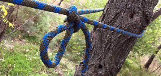 3 узла для привязывания веревки