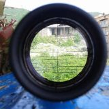 Замена прицельной сетки на оптическом прицеле