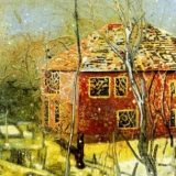 Питер Дойг — Красный дом