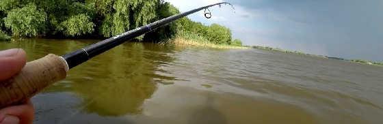 Рыбалка в Астрахани с лодки