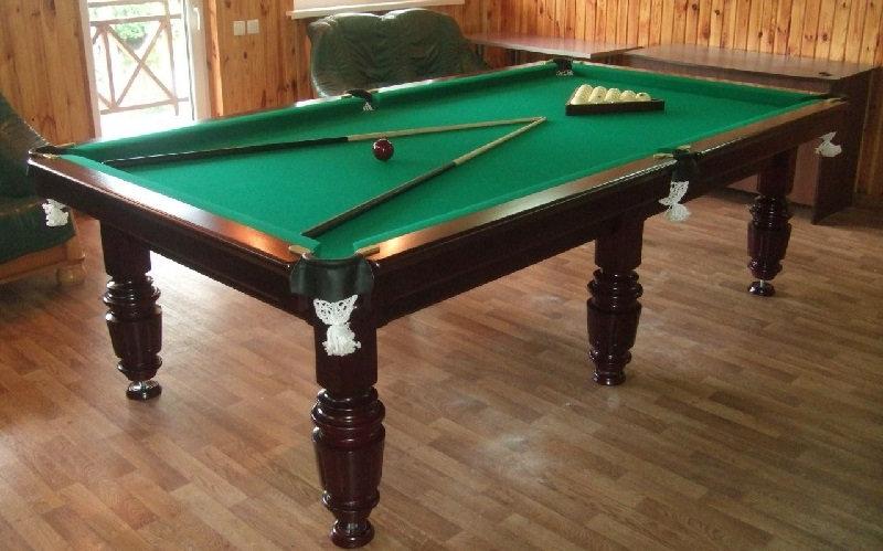 Бильярдный стол: как выбрать, где купить