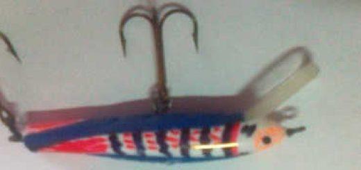 Создание рыболовного приманки из зубной щетки