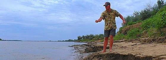 Рыбалка на макуху (жмых)