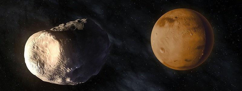 Исследования Марса и Фобоса