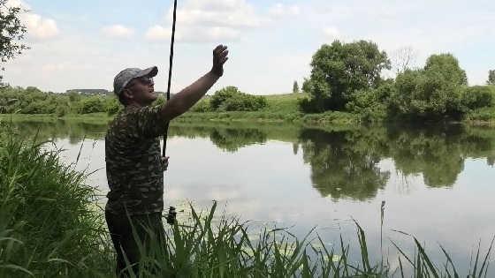 Рыбалка с ночёвкой на Оке