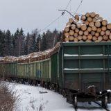 Поставки лесоматериала