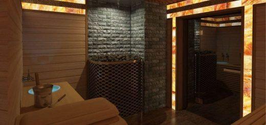 Проектирование бани