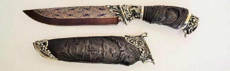 """Нож Рыцарь от """"Окских ножей"""""""