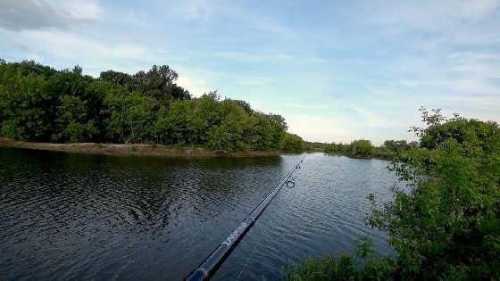 Рыбалка Летом на Спиннинг