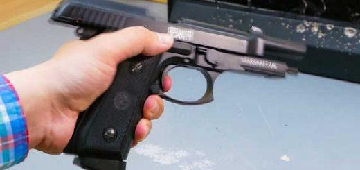 Пневматический пистолет Crosman PFAM9B
