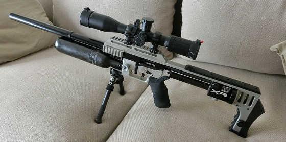 PCP винтовка FX ImpactX