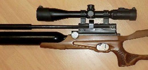 Обзор винтовки Егерь 5,5