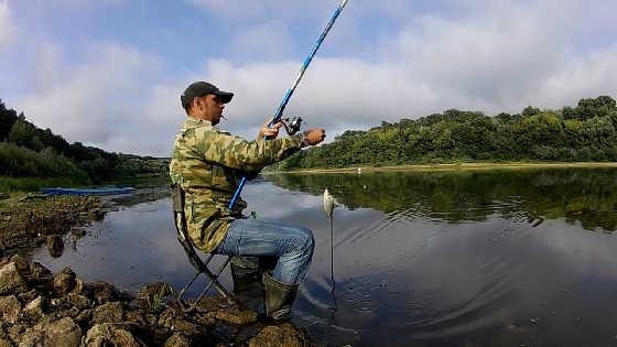 Летняя Рыбалка на Плотву 2019