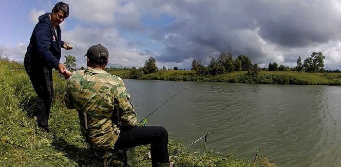 Летняя Рыбалка на Карпа 2019