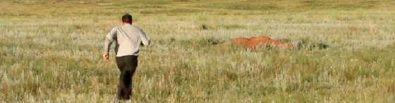 Охота на сурков с GPSMAP 66S