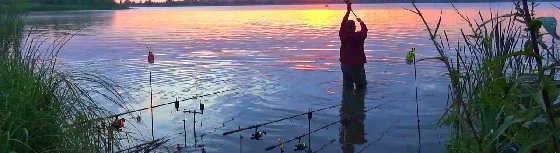 Рыбалка с ночевкой на дикой речке