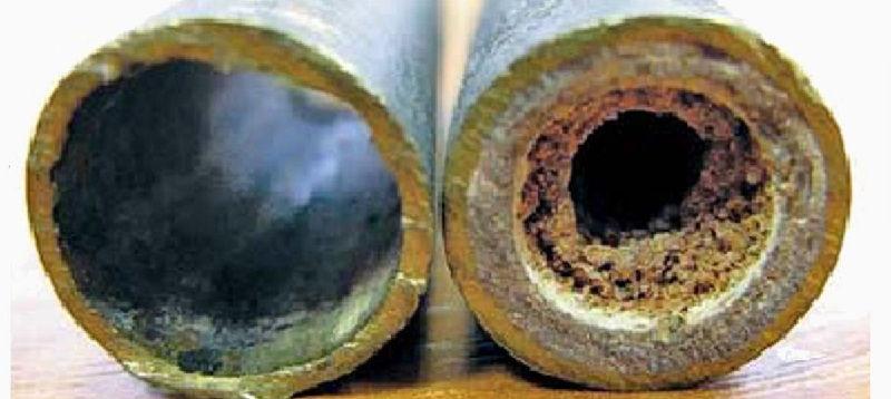 Как прочистить трубу канализации без троса?