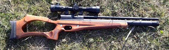 Пневматическая PCP винтовка Егерь