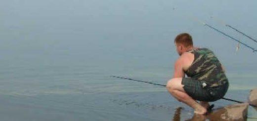 Рыбалка на Пшеницу в середине Июля