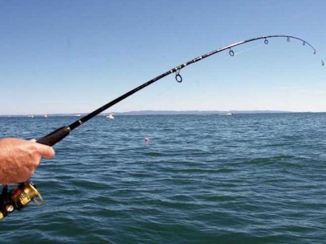Морская рыбалка в Затоке
