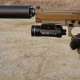 Beretta M9 A3 Suppressed