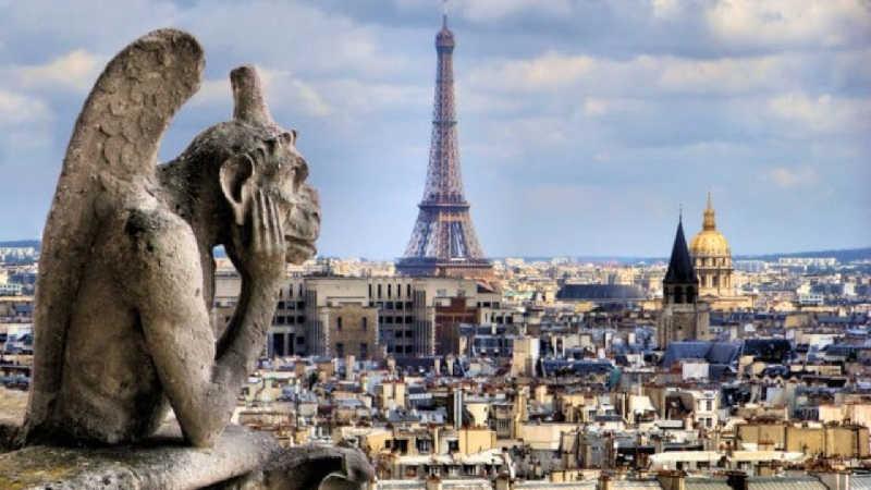Париж: экскурсии по достопримечательностям