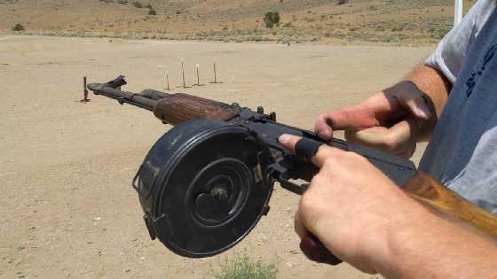 Full Auto AK
