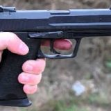 HK USP Tactical 45 Suppressed