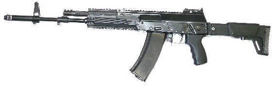 НОВЫЙ КАЛАШНИКОВ АК-12