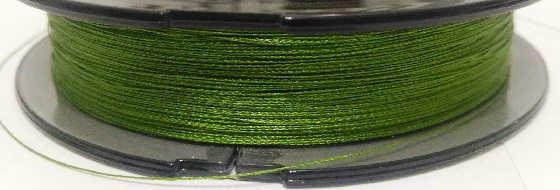 Дешёвый, но прочный плетёный шнур
