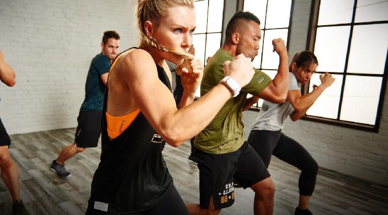 Фитнес-клуб для занятий