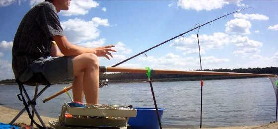 Рыбалка на Оке: Лещ , Голавль